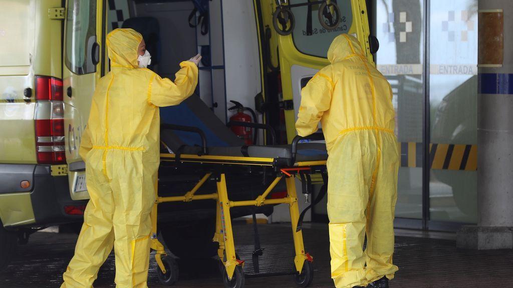 Sanidad notifica 5 muertes y 118 nuevos contagios en España en las últimas 24 horas