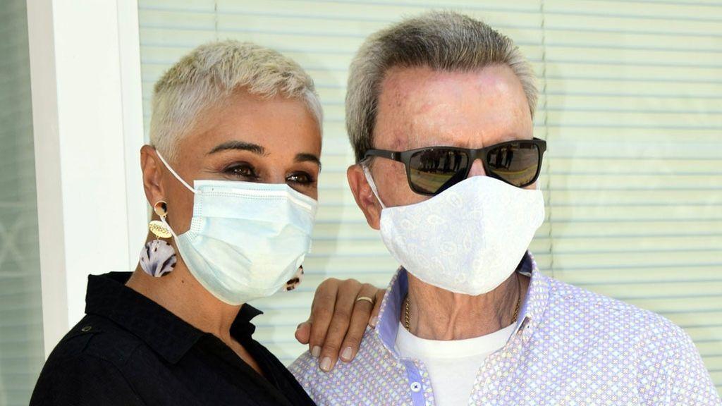 El motivo real por el que Ortega Cano y Ana María Aldón han acudido al hospital