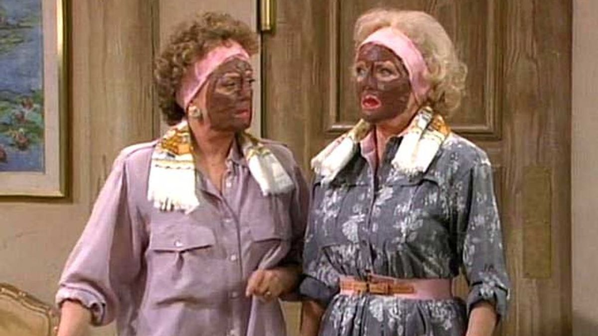 Las chicas de oro, en el episodio 'Bendiciones mixtas'