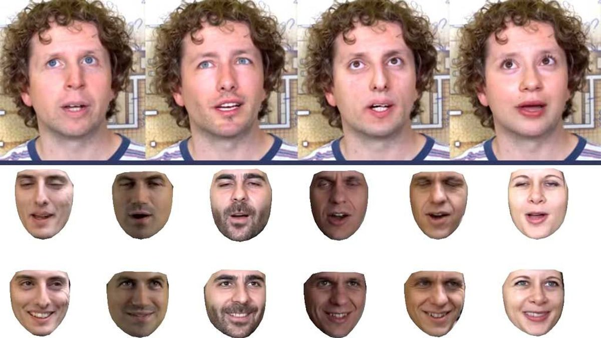 Experimento de Disney con la tecnología 'deepfake'