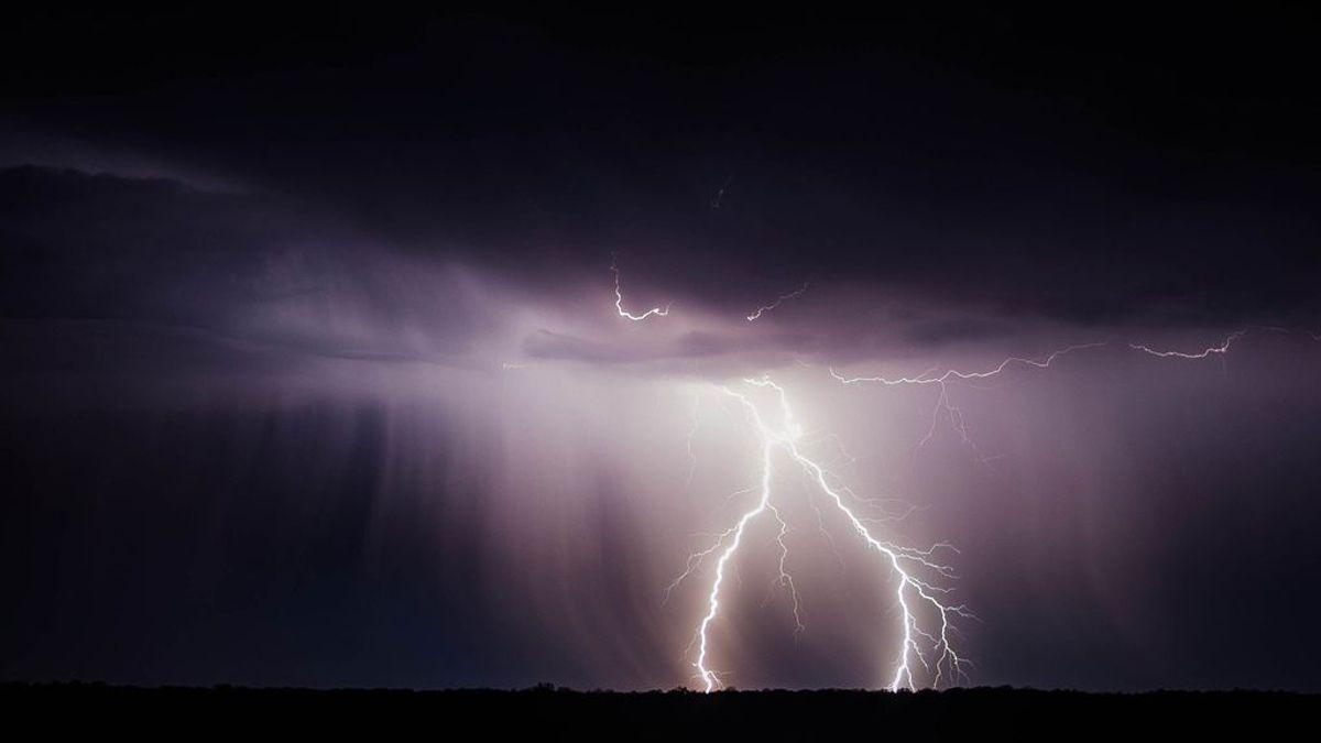 Cómo se forma una tormenta eléctrica