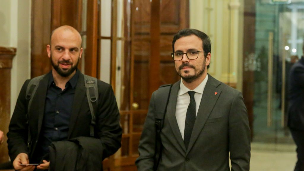 Alberto Garzón cree que la mesa de diálogo debe aplazarse hasta pasadas las elecciones catalanas