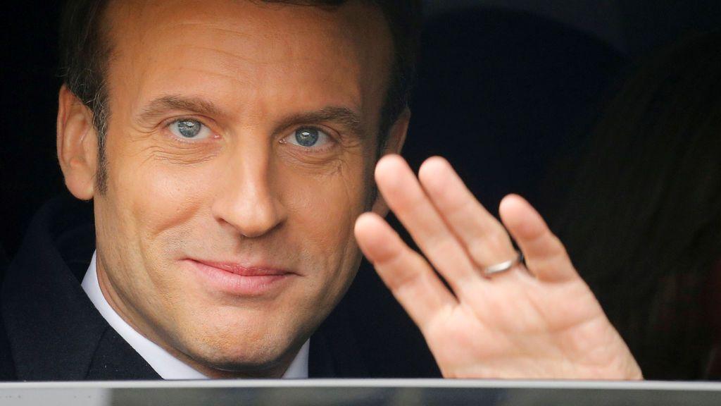 La ola verde amenaza a Macron