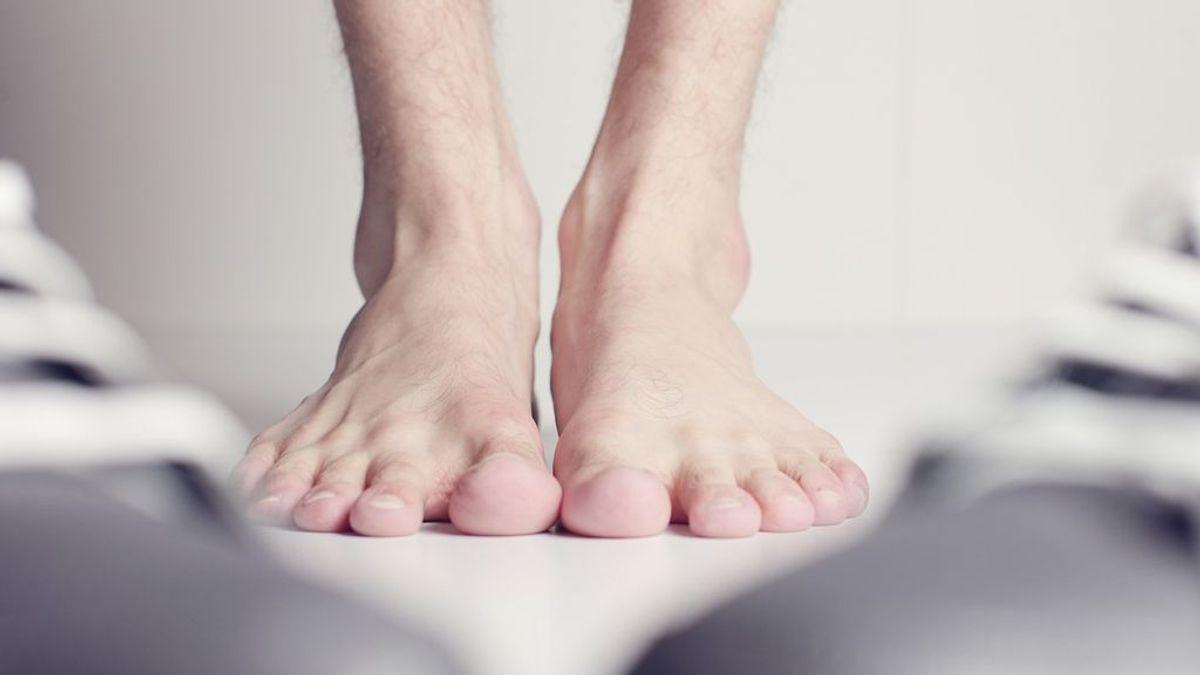 Los dedos de los pies COVID, nuevo síntoma del coronavirus