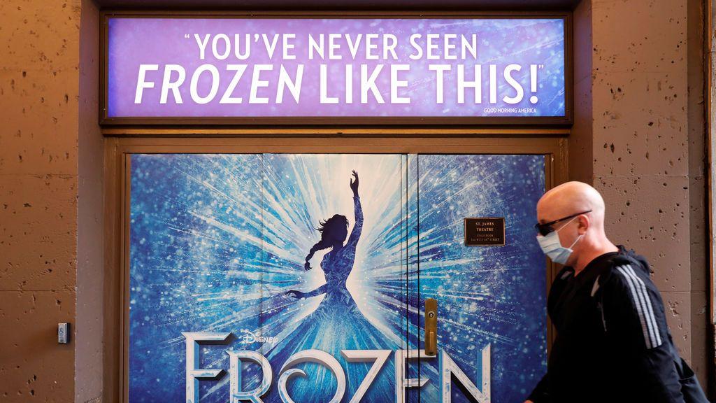 Broadway no levantará el telón hasta 2021, el cierre más prolongado de su historia