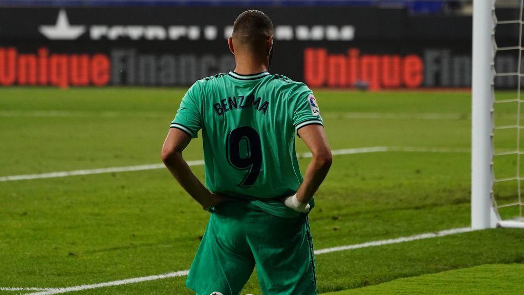 El 'mago' benzema lidera al Real Madrid: 24 goles del conjunto blanco llevan su huella