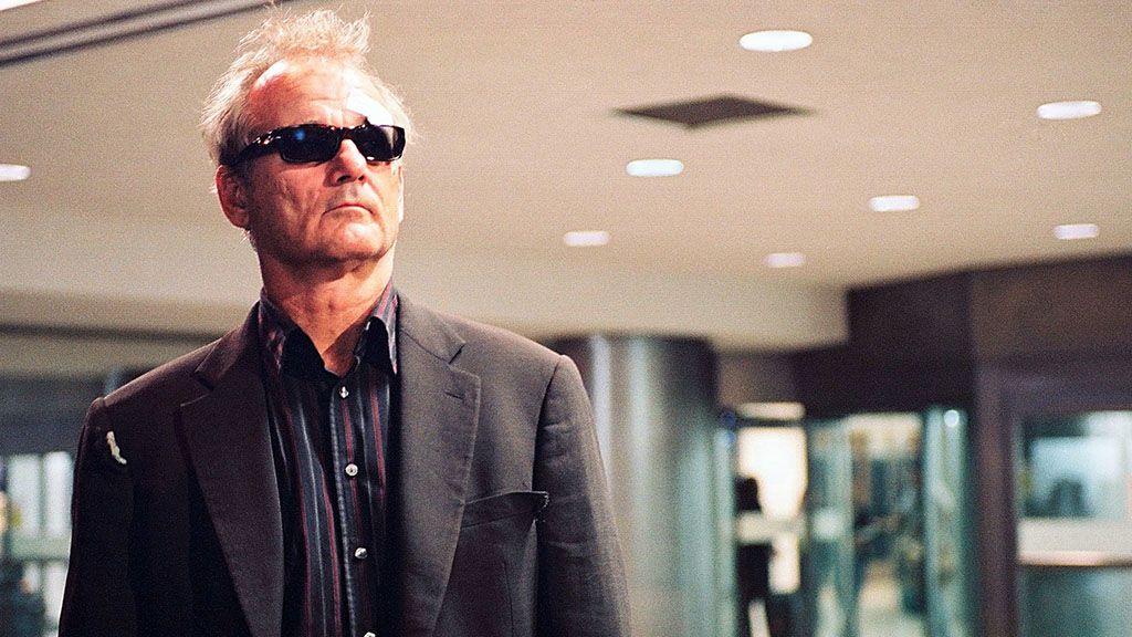 Bill Murray en 'Flores rotas' (2005)