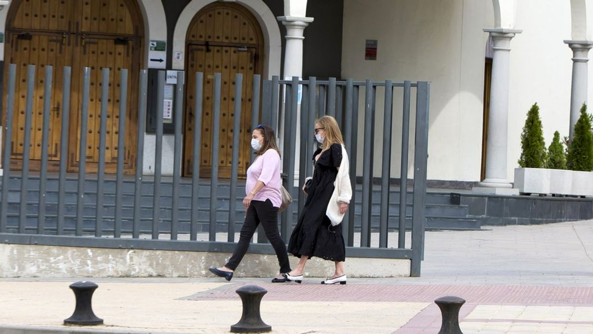 Ana Obregón despide a su hijo Álex con un emotivo funeral