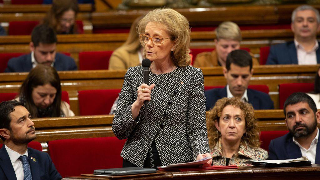 """La consellera catalana de Cultura da """"un toque de atención"""" a TV3 por utilizar """"demasiado castellano"""""""