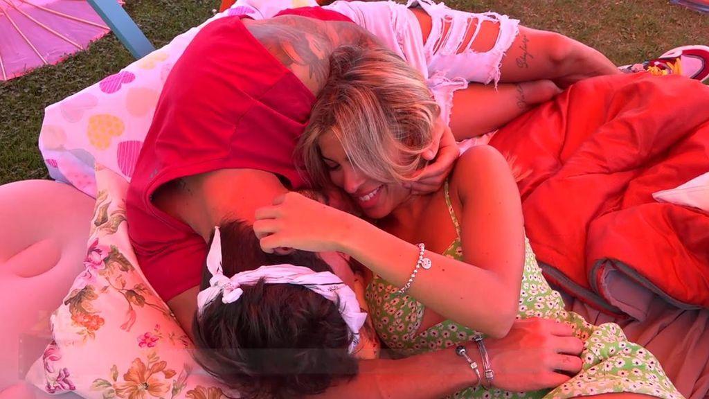 """Iván abre su corazón a Oriana: """"Quiero hacerte la persona más feliz del mundo"""""""