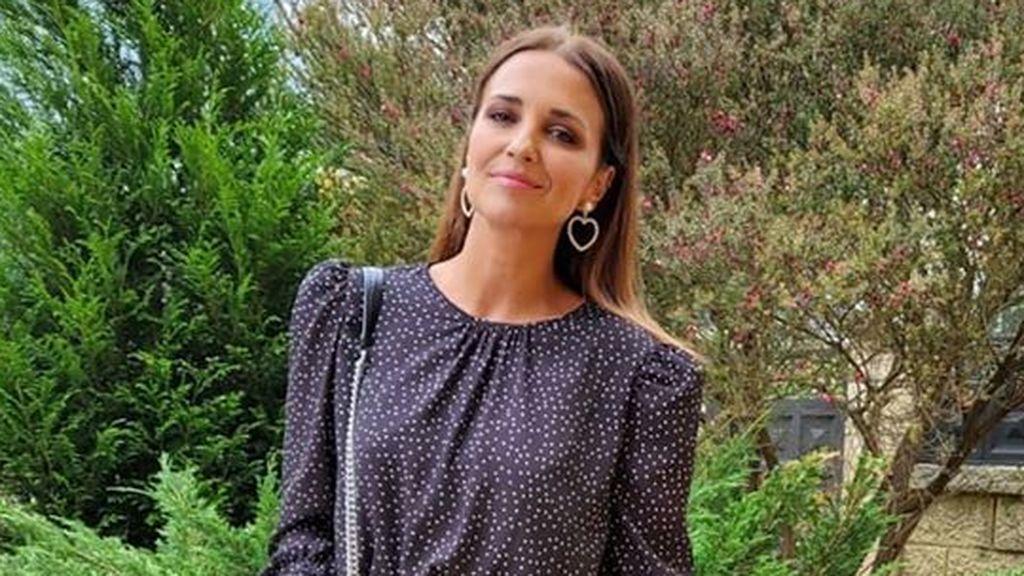 """Paula Echevarría posa sin filtros y sin maquillaje: """"Solo yo"""""""