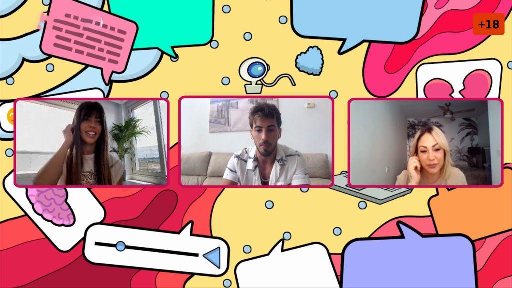 Enfado con amigas y problemas capilares: Oriana, Maite y Fabio te dan la solución (2/2)