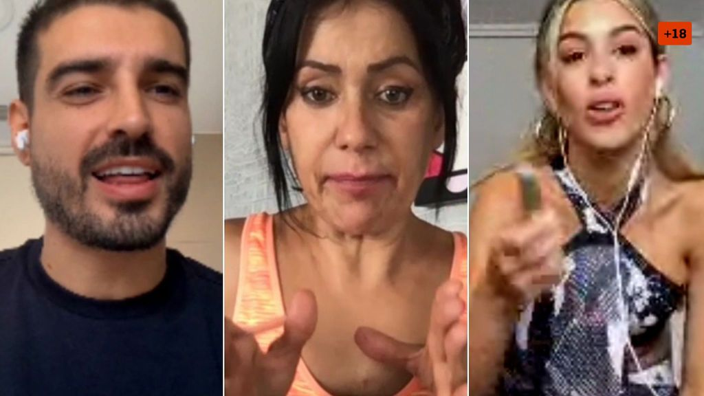 Enfado con amigas y problemas capilares: Oriana, Maite y Fabio te dan la solución (1/2)