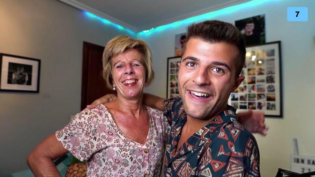 Ibán García habla por primera vez de su orientación sexual con su madre (2/2)