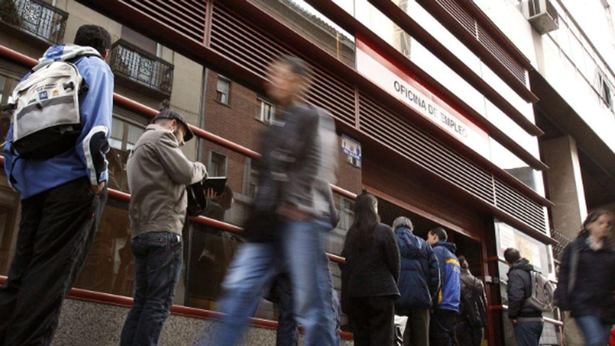 Un estudio del BBVA y la Fundación Rafael del Pino desvela que el paro volverá a niveles de 2016