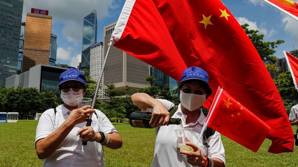 """Cadena perpetua para los delitos de """"secesión o terrorismo"""": la nueva realidad en Hong Kong"""