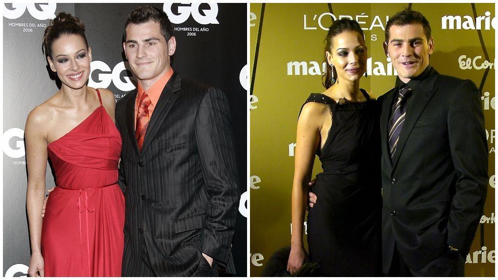 Eva comenzó a salir con el portero Iker Casillas en marzo de 2005.