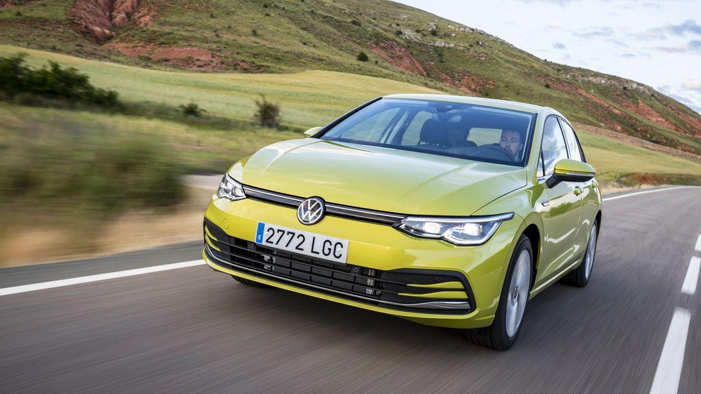 """Coche de la Semana: Volkswagen Golf 8, ahora hasta puede """"hablar"""" con el tráfico"""