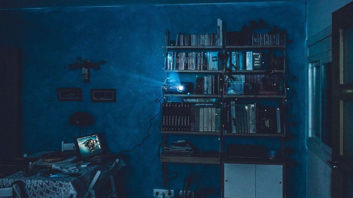 El cine casa: proyectores para disfrutar de tus películas como si estuvieses en la sala de cine