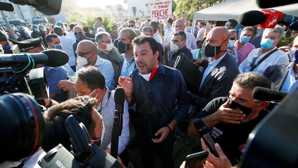 El virus de los desheredados italianos