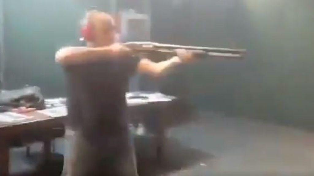"""El vídeo del """"tiro al blanco"""" a miembros del Gobierno se investigará en la Audiencia Nacional"""