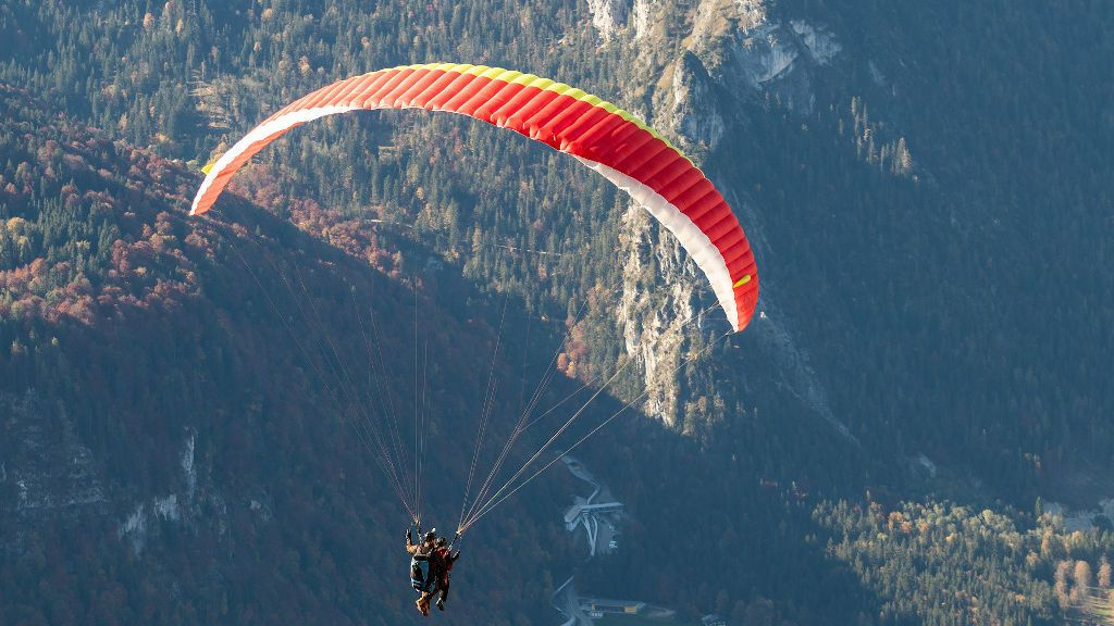 Paracaidismo: una forma de disfrutar de las alturas