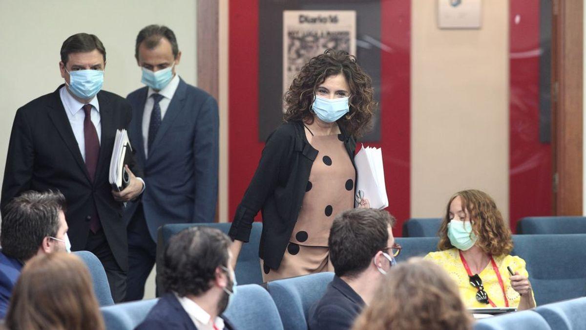 El Gobieno insta al PP a un acuerdo para los presupuestos post pandemia