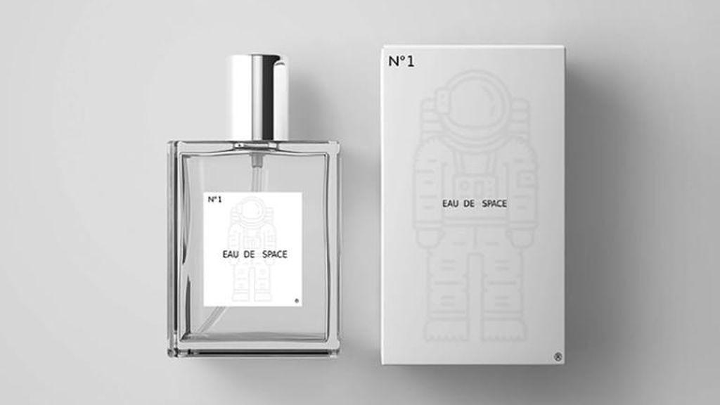 Fragancia con olor al espacio