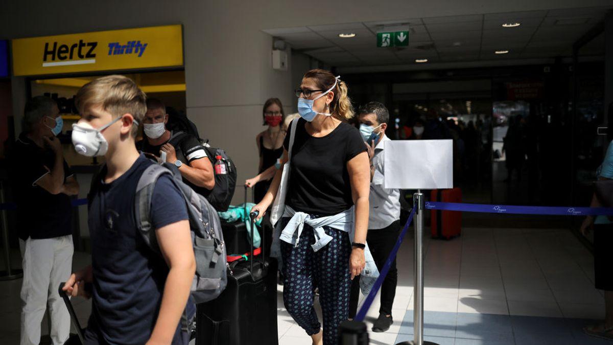 """""""Los viajeros son responsables de las eventuales consecuencias de su decisión de viajar"""""""