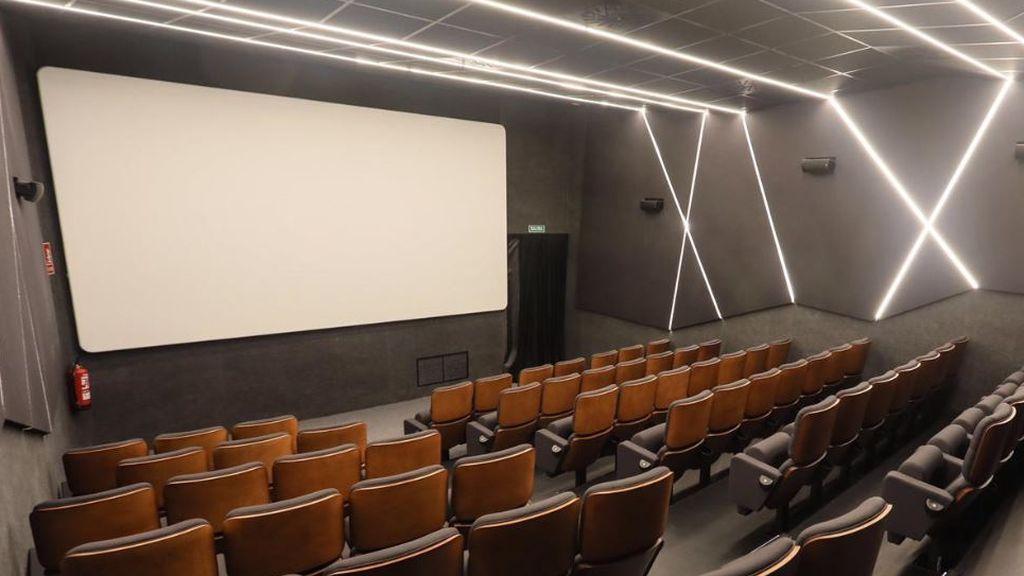 Abre un nuevo cine en Madrid