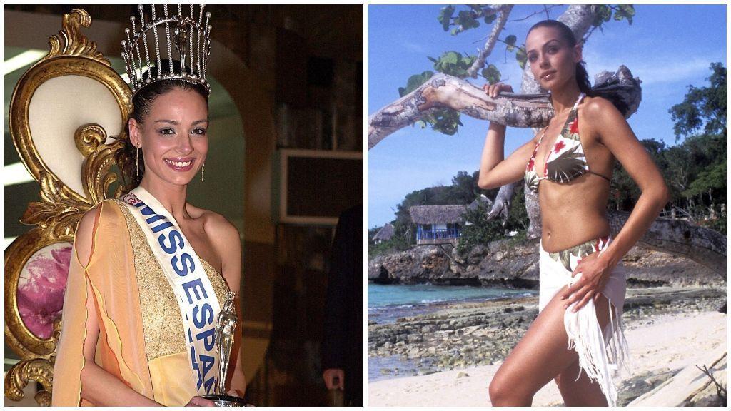 Eva González fue coronada como Miss España en 2003; en el año 2003 presentó 'Supervivientes'.