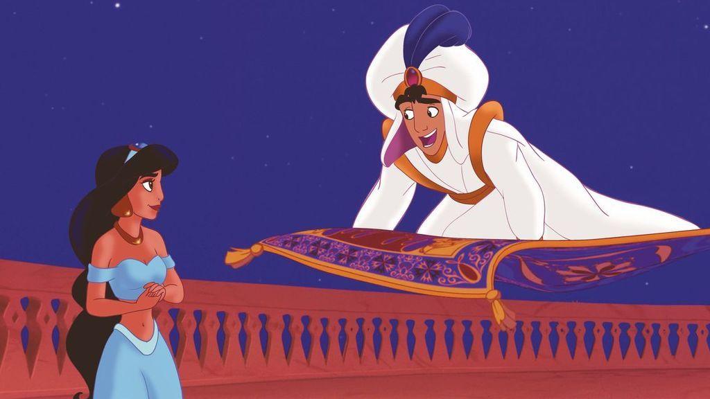 Test Disney: solo los más fans de la película 'Aladdin' podrán aprobar