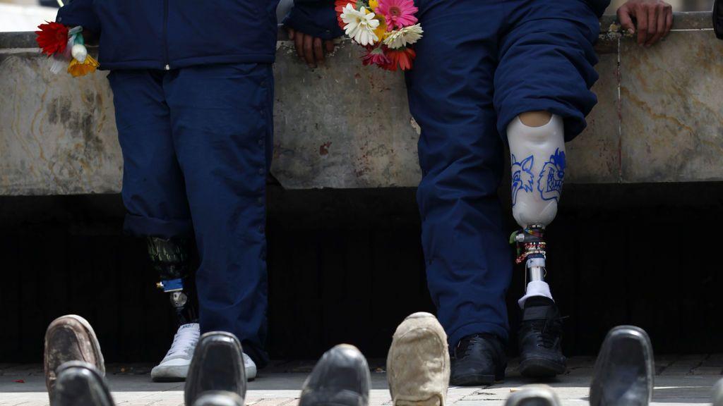 Colombia necesita más tiempo para eliminar las minas antipersona