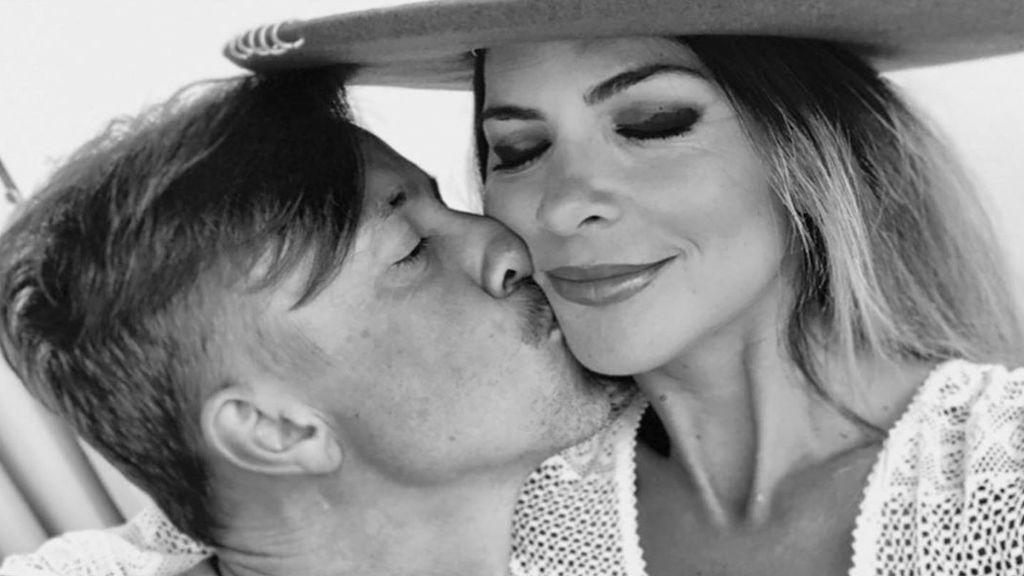 """Guti y Romina Belluscio esperan susegundo hijo: """"Enzo va a ser hermano mayor"""""""