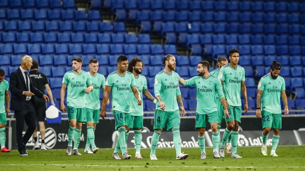 """El Real Madrid, convencido, motivado y unido para ganar LaLiga: """"Ahora es el momento"""""""