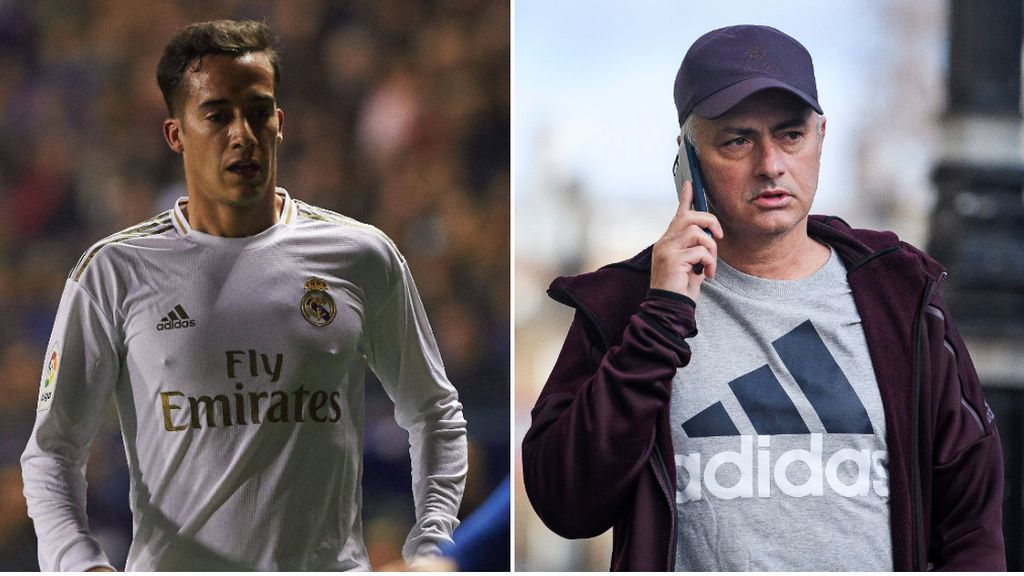 Mourinho, dispuesto a pagar 25 millones para llevarse a Lucas Vázquez al Tottenham