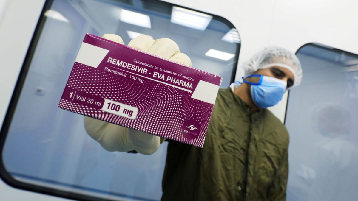 EEUU compra todas casi toda la producción mundial de remdesivir: ¿un anticipo de lo que sucederá con la vacuna?
