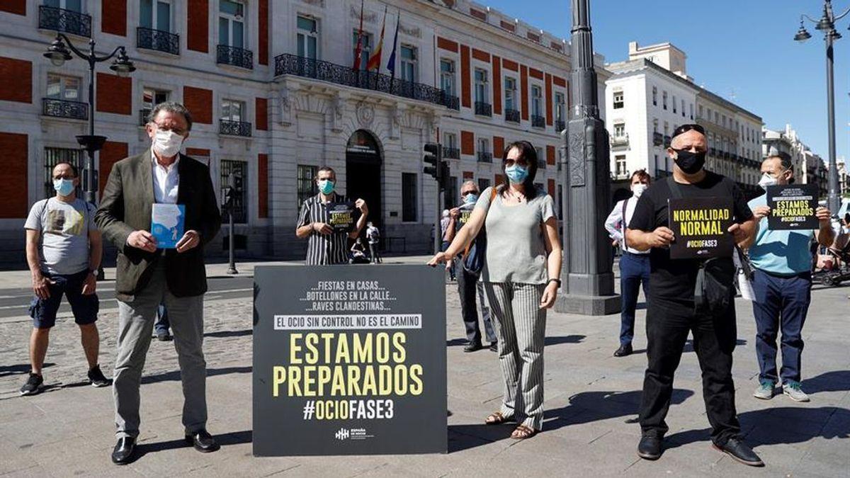 Las discotecas y bares nocturnos abrirán en Madrid el 3 de julio