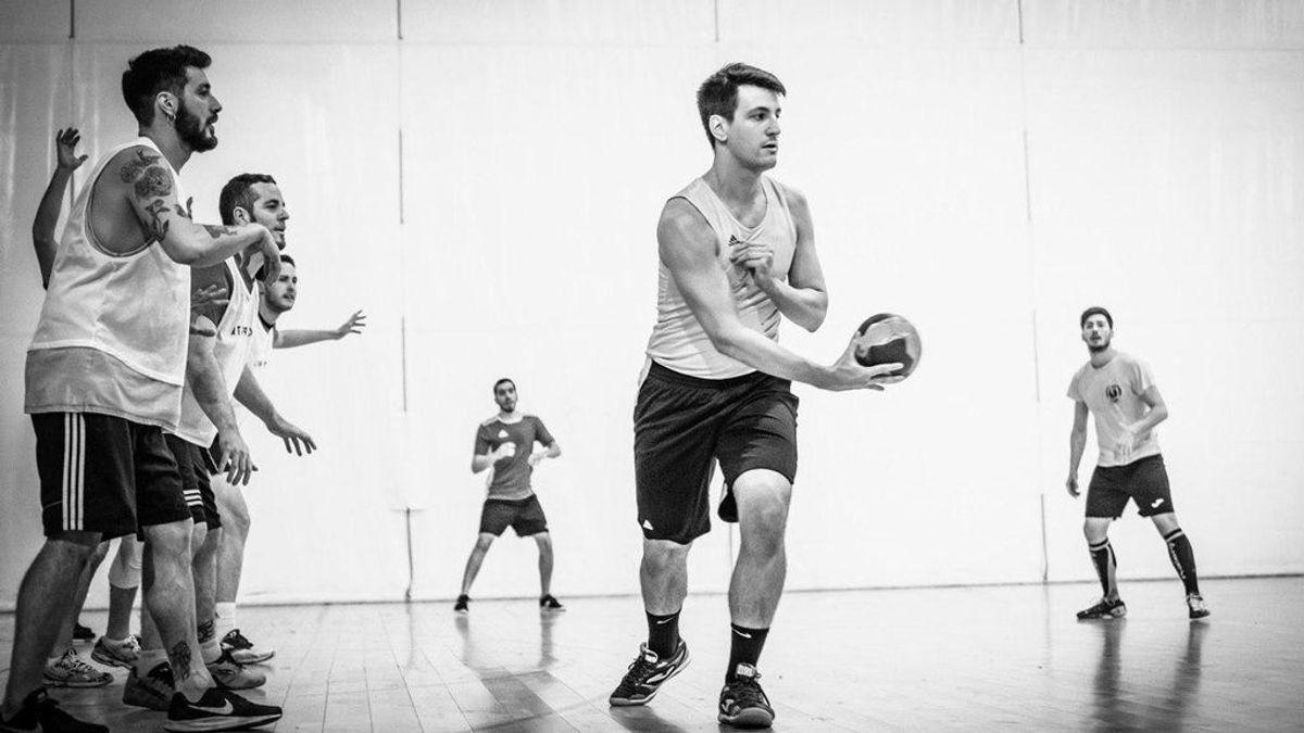 El GMadrid, primer equipo LGTBI que competirá en una liga territorial de balonmano