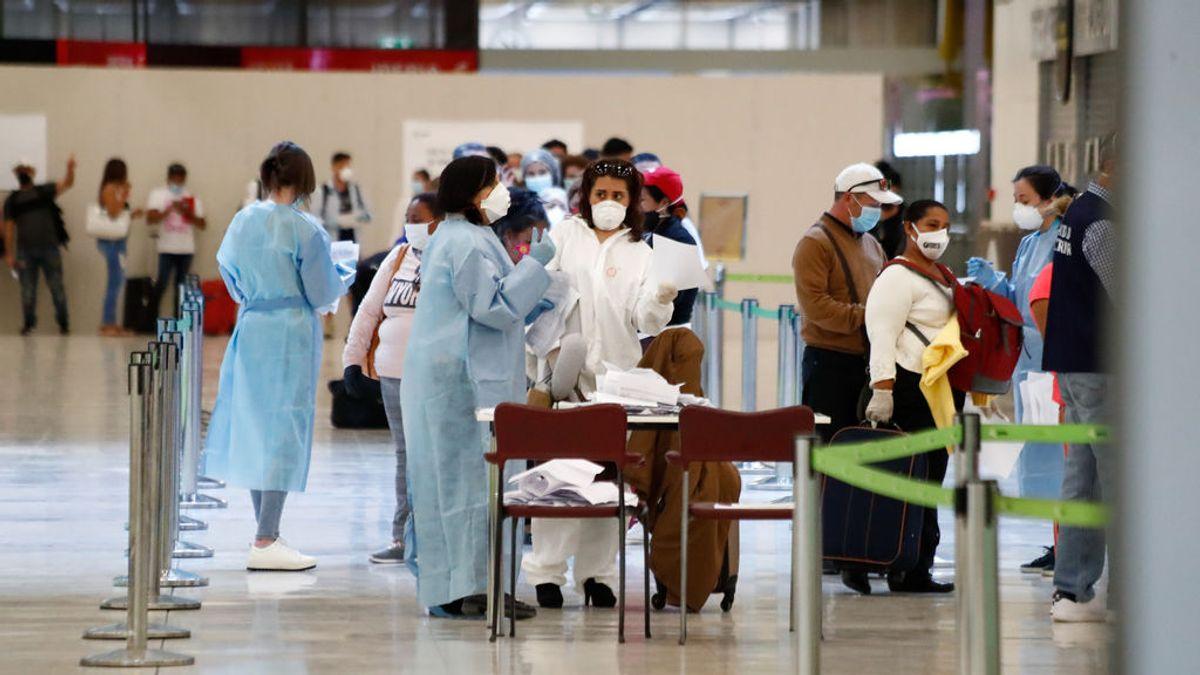 Coronavirus en España: X fallecidos y X contagiados en el último día