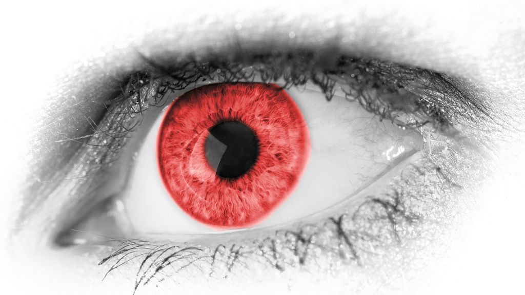 Mirar una luz roja intensa puede mejorar nuestra visión