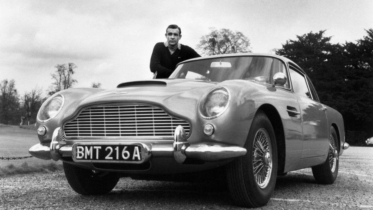 De James Bond a Batman: los coches más icónicos del cine