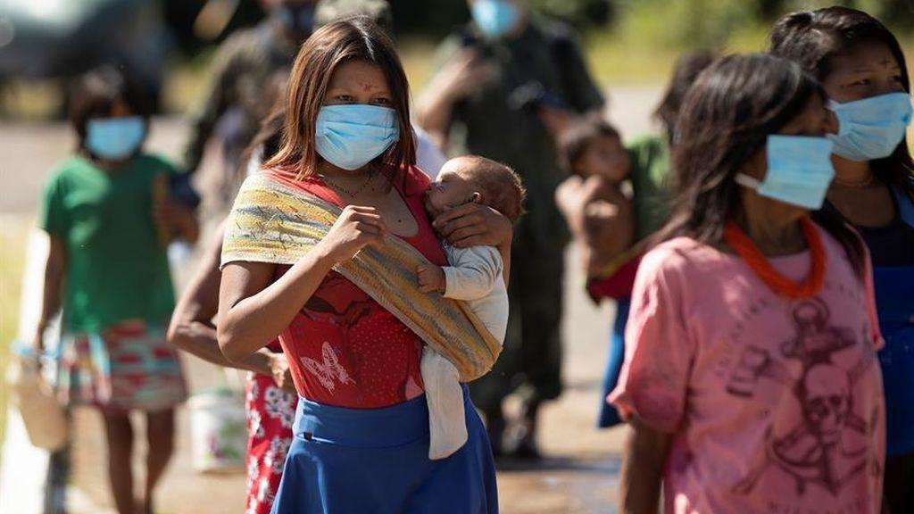 La OMS avisa de que la semana pasada se registraron cada día más de 160.000 nuevos casos de coronavirus