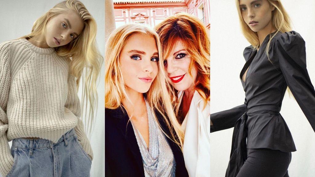 Daniela Washington, la despampanante hija de Belinda que triunfa en el mundo de la moda