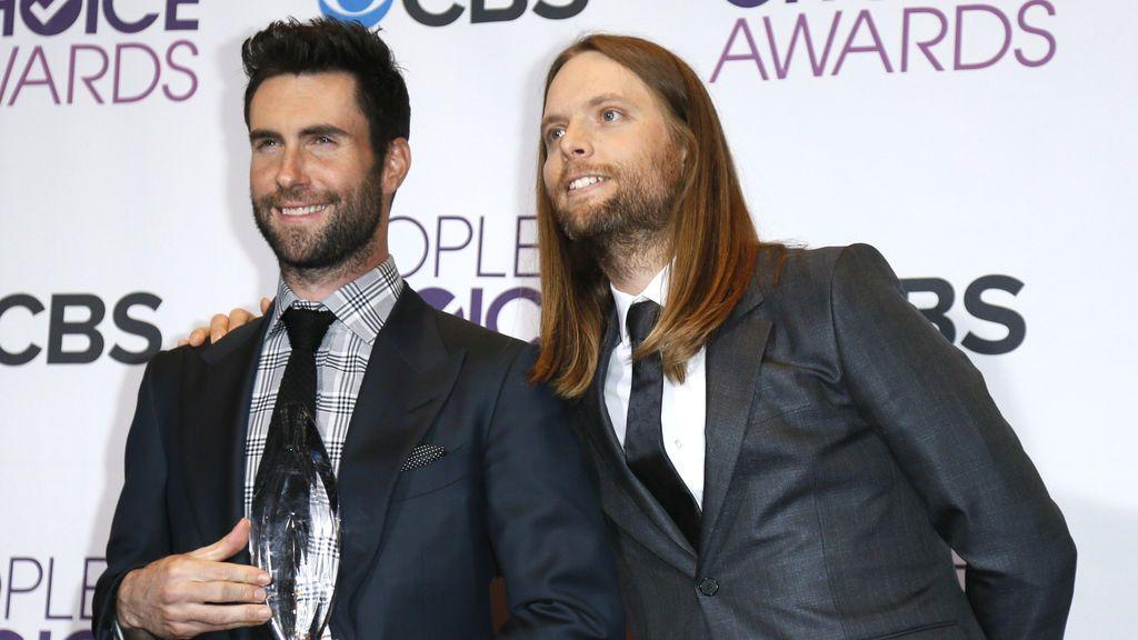 El bajista de Maroon 5, Mickey Madden, detenido por violencia doméstica