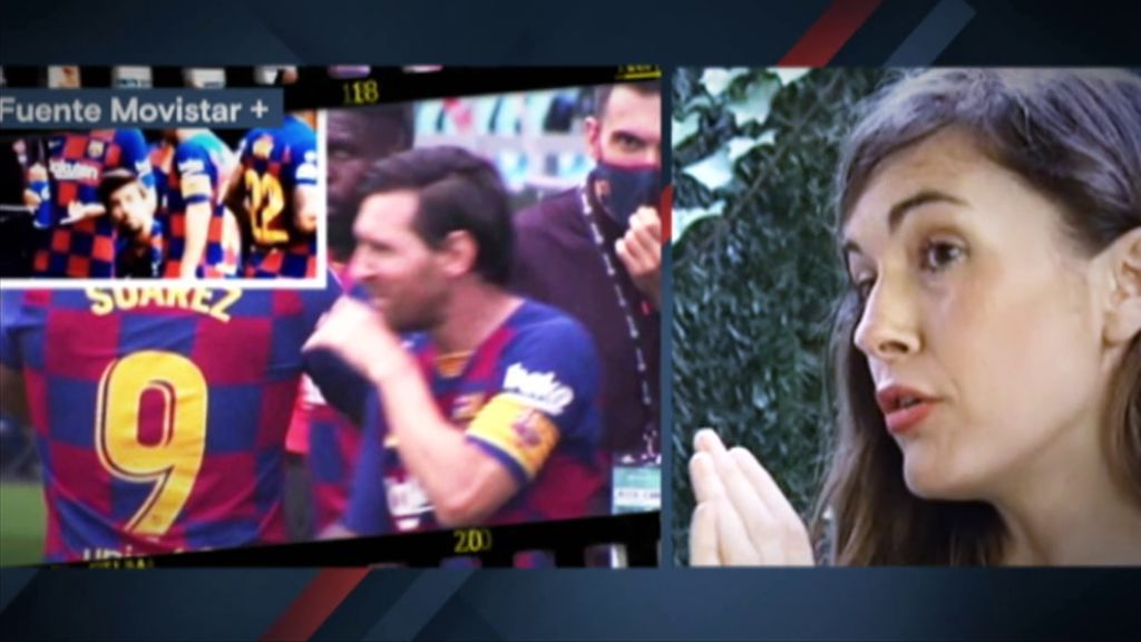 Messi denotaba enfado y desprecio en su no conversación con Eder Sarabia según el análisis no verbal de sus gestos