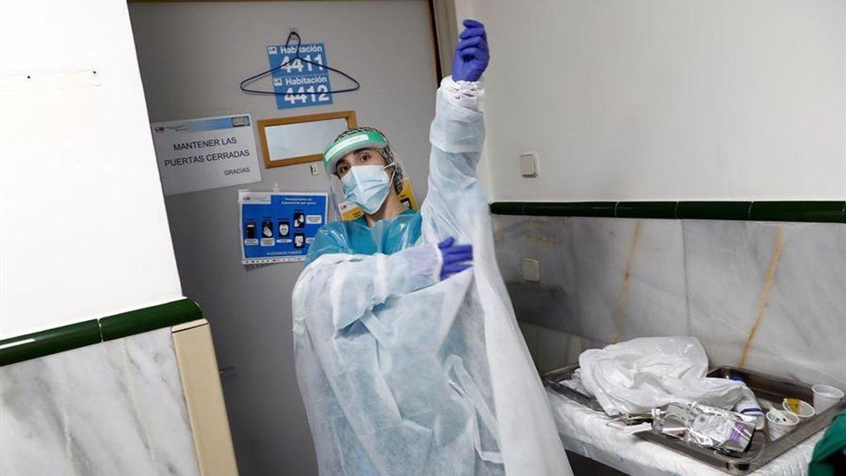 Sanidad notifica 8 muertes por coronavirus y 149 nuevos casos en las últimas 24 horas