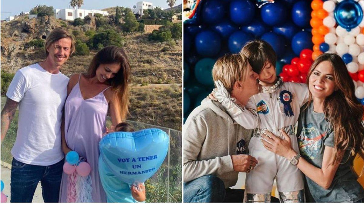 """Guti y Romina Belluscio anuncian que van a ser padres por segunda vez: """"Estamos muy felices, gracias a Dios por bendecirnos"""""""