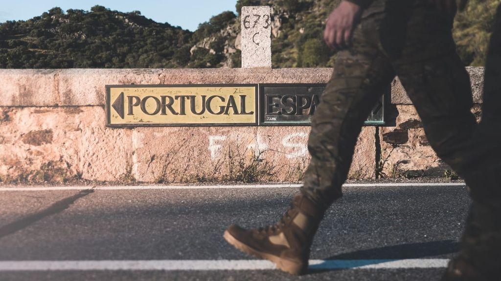¿Es seguro abrir la frontera con Portugal? Así está la situación a ambos lados de La Raya