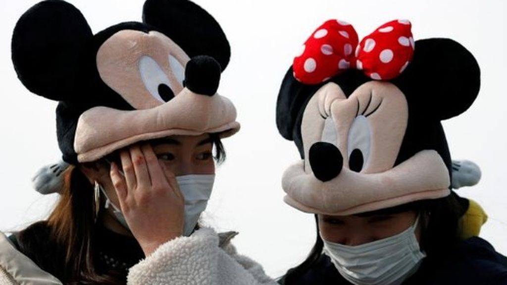 Disney reabre en Tokio